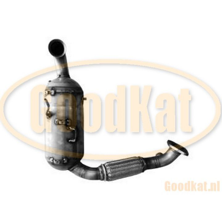 Roetfilter DPF Ford met oe CV6Q-5H270-AD