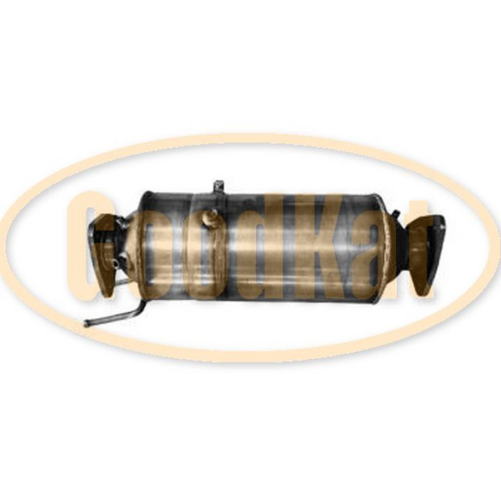 Roetfilter DPF Iveco